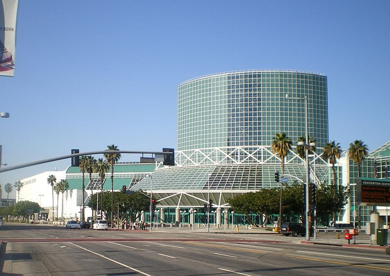 Los Angeles Convention Center - Concourse Hall
